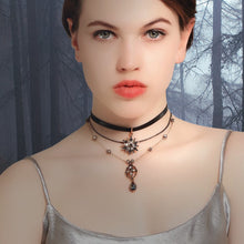 Load image into Gallery viewer, North Star Layered Choker