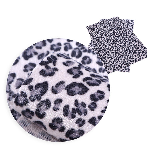 Fabric - Velveteen Animal Prints