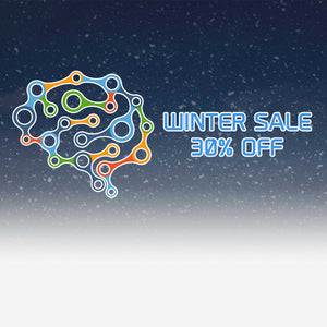 noddle.toys winter sale poster