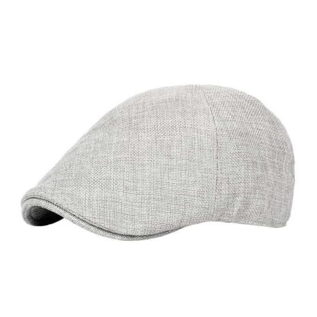 BaggerVance Men's Old School Golf Cap Adult - Gray - Golf Hat - Deal Builder