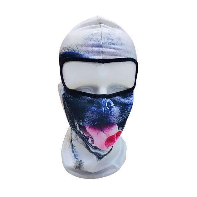 3D Animal Full Face Mask - 21 - Animal Face Mask - Deal Builder