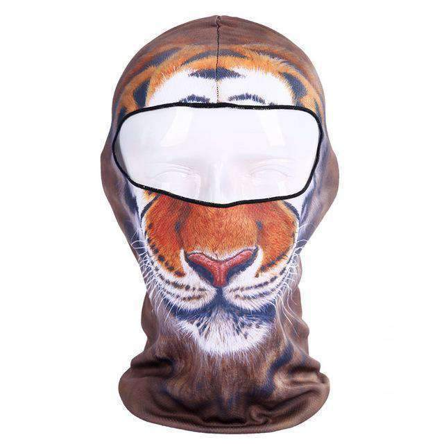 3D Animal Full Face Mask - 3 - Animal Face Mask - Deal Builder