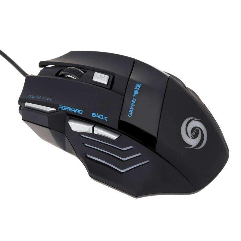 7-Button Wired Gaming Mouse - - Gadget - Deal Builder