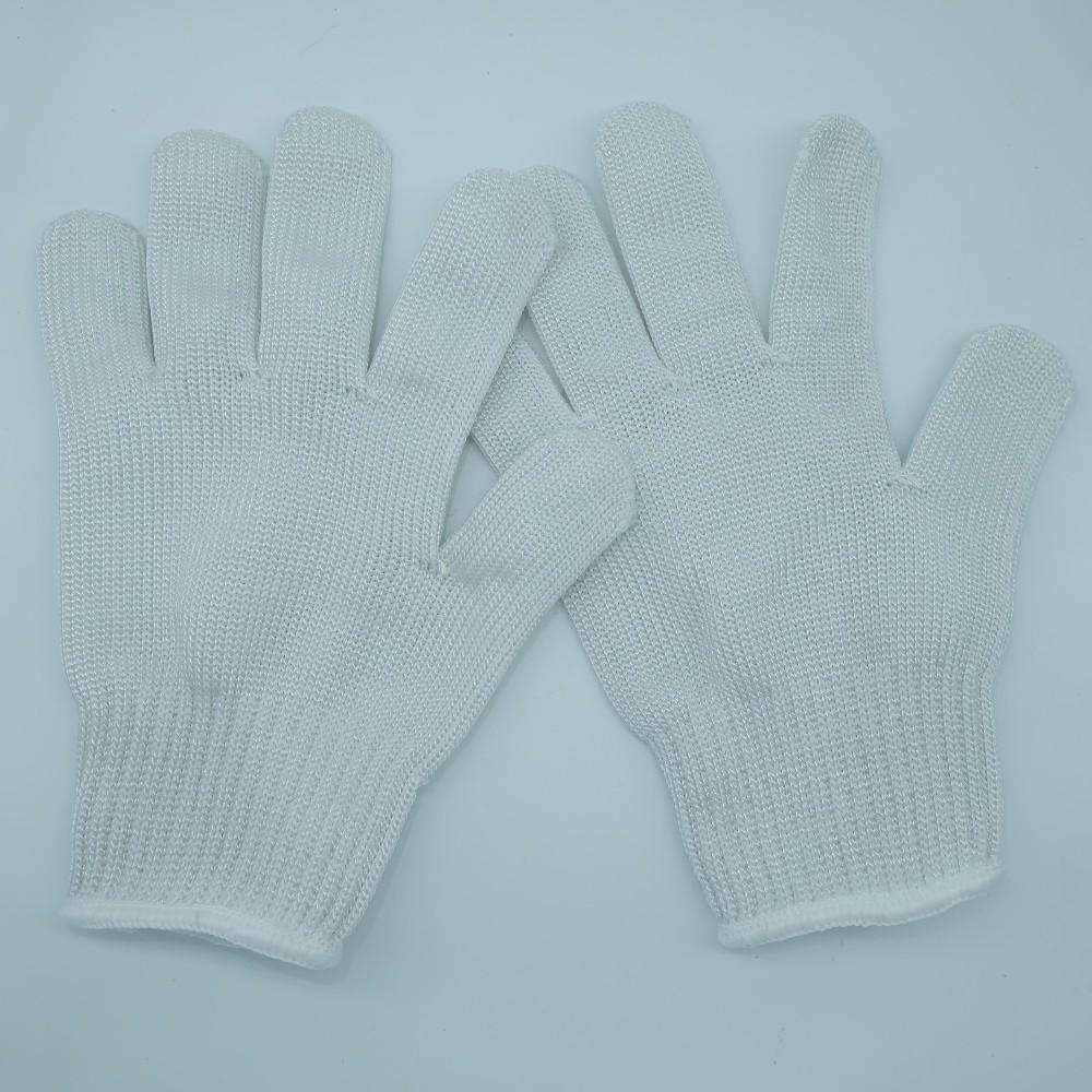 Anti-Cut Gloves - White / ONE PAIR - Anti-Cut Gloves - Deal Builder