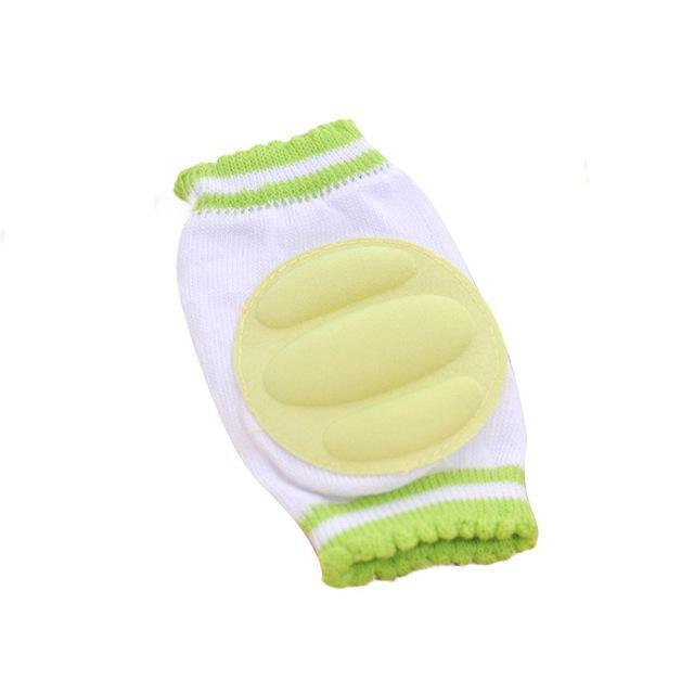 Mat Crawl™ Baby Knee Pads - Green / Buy 1 Pair - Baby clothes - Deal Builder
