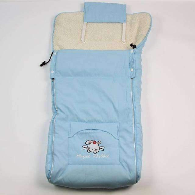 Baby Sleeping Bag - Blue - Sleepsacks - Deal Builder