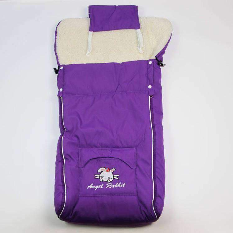 Baby Sleeping Bag - Purple - Sleepsacks - Deal Builder