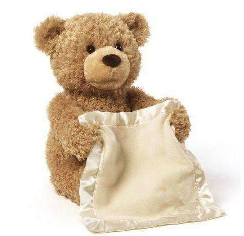 BABY TEDDY - PEEK A BOO BEAR - - Hidden - Deal Builder