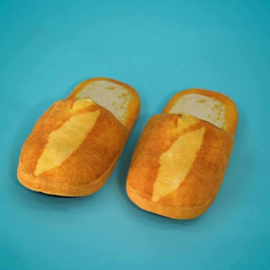 Bread Slippers - - Bread Slippers - Deal Builder
