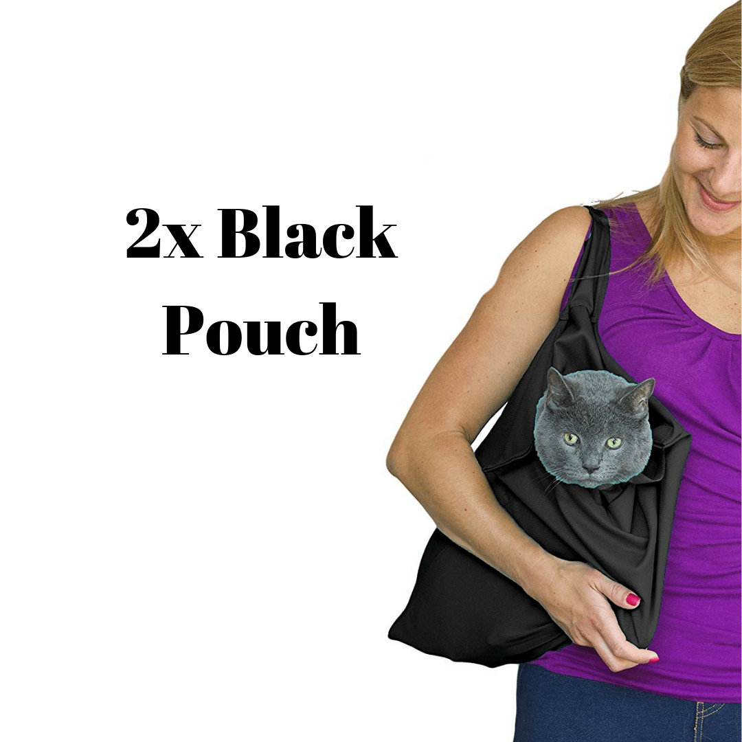 Comfy Cat Travel Pouch - - Carriers & Strollers - Deal Builder