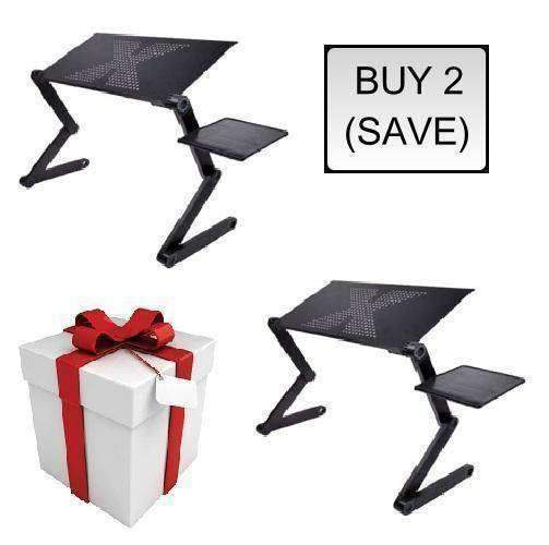Ergonomic Executive Multi-functional Laptop Stand - BUY 2 (SAVE) / STANDARD - Lapdesks - Deal Builder
