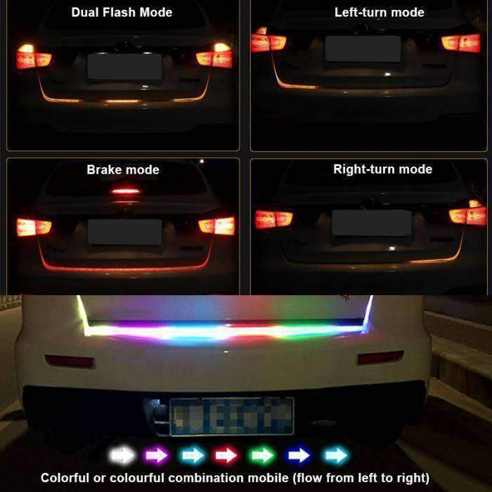 Deal Builder  -  LED Strip Lighting for Cars (Universal)  -  Buy 1 GET 50% Off  -  Car Lights