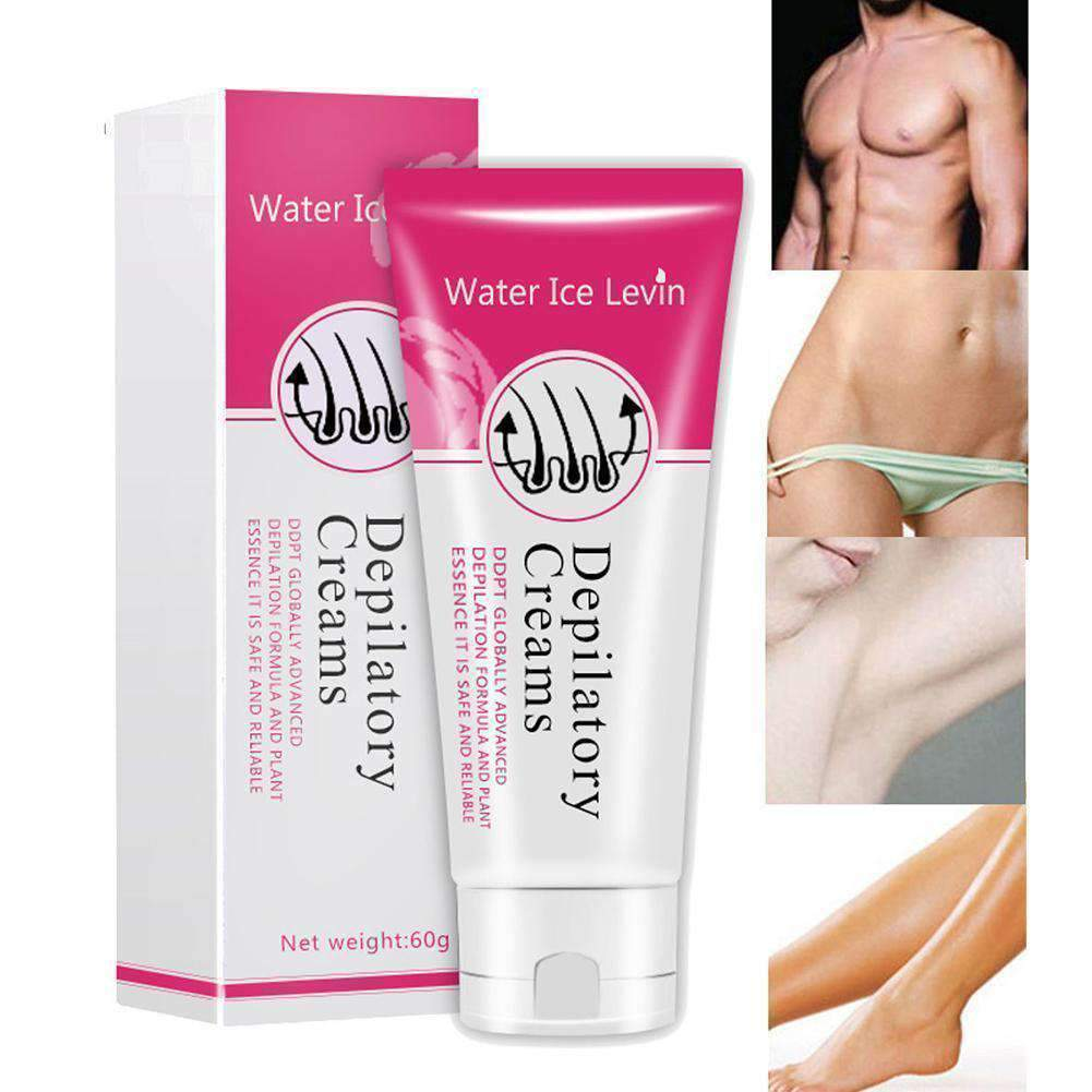 Levin™ Pain-Free Hair Removal Cream - - Hair Removal - Deal Builder