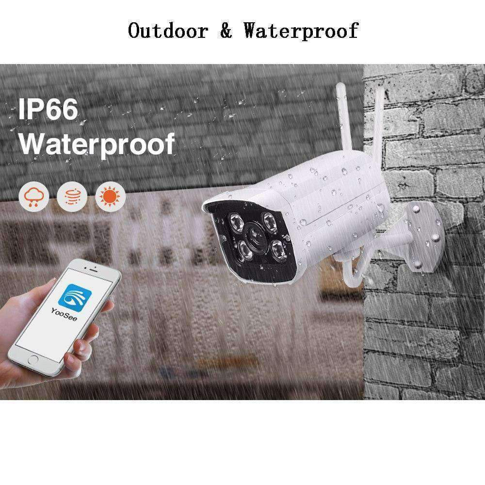 MEGA 1080P Outdoor Waterproof IP Cloud Security Camera - - Camera - Deal Builder