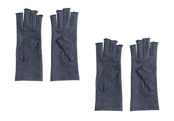 Pacific Pike™ Arthritis Gloves - S / BUY 2 PAIR (SAVE) - Massage & Relaxation - Deal Builder