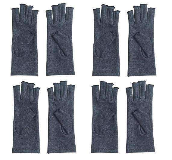 Pacific Pike™ Arthritis Gloves - S / BUY 4 PAIR (BEST DEAL) - Massage & Relaxation - Deal Builder