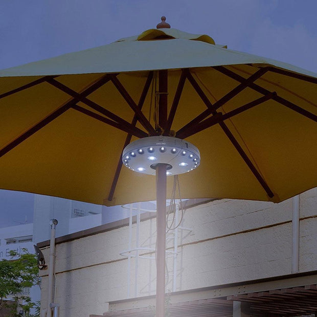 Patio LED Umbrella Light - - Patio Light - Deal Builder