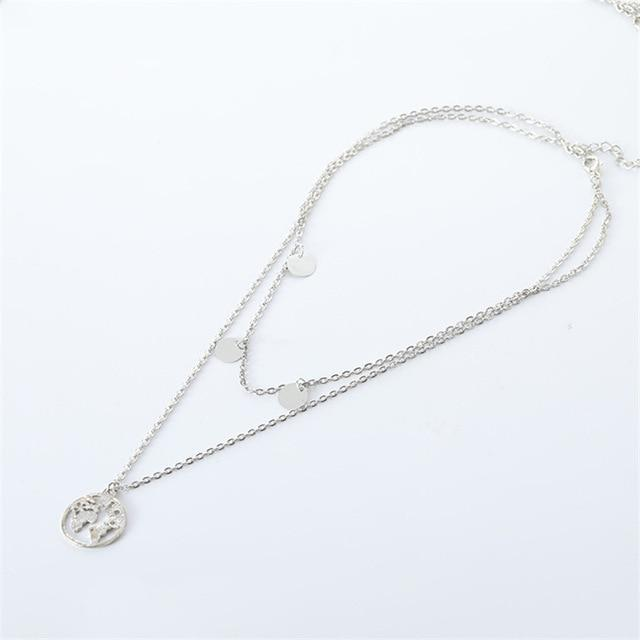 Pendant Necklace - NM75Sliver - Jewelry - Deal Builder
