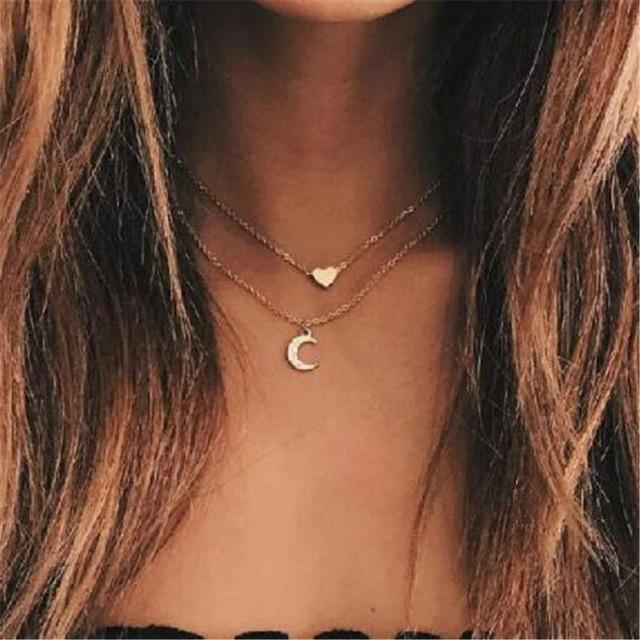 Pendant Necklace - NM80Gold - Jewelry - Deal Builder