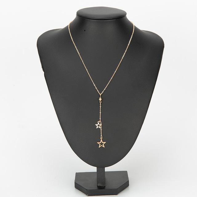 Pendant Necklace - NM83Gold - Jewelry - Deal Builder