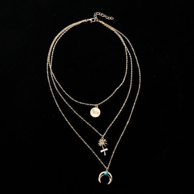 Pendant Necklace - NM84Gold - Jewelry - Deal Builder