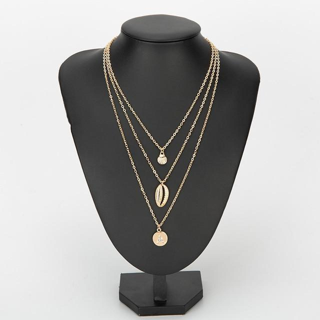 Pendant Necklace - NM85Gold - Jewelry - Deal Builder