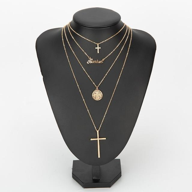Pendant Necklace - NM86Gold - Jewelry - Deal Builder