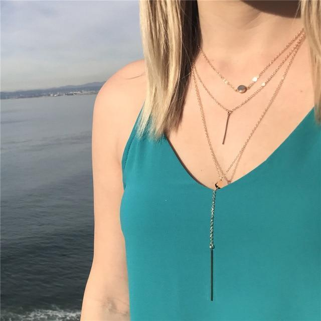 Pendant Necklace - XL12gold - Jewelry - Deal Builder