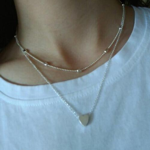 Pendant Necklace - XL39Sliver - Jewelry - Deal Builder