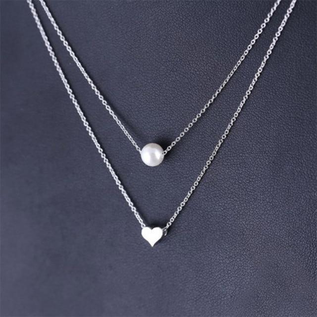 Pendant Necklace - XL52Sliver - Jewelry - Deal Builder