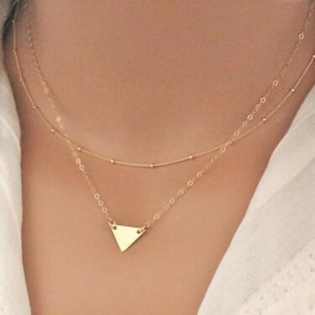 Pendant Necklace - XL65Gold - Jewelry - Deal Builder