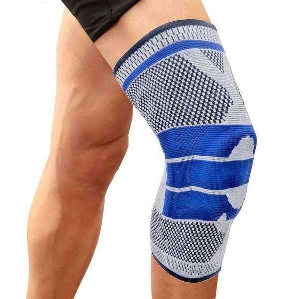 Premium Comfort Silicone Knee Support - - Therapy Wrap - Deal Builder