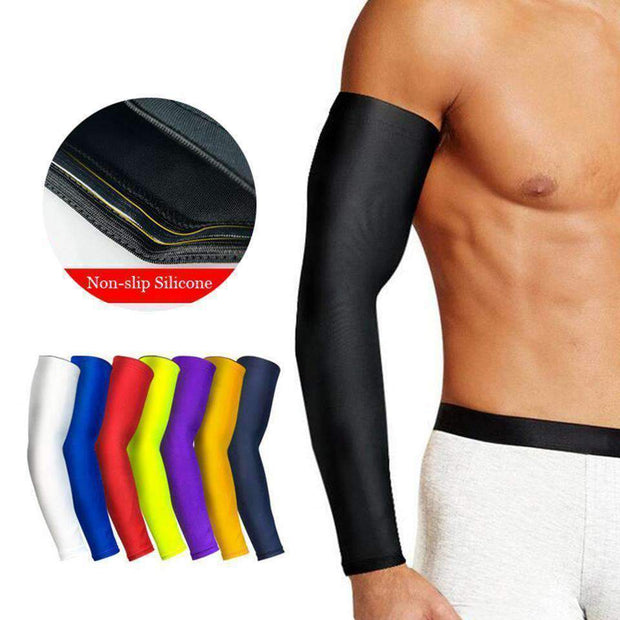 Prolite™ Performance Arm Sleeve - Black / M / BUY ONE - Therapy Wrap - Deal Builder