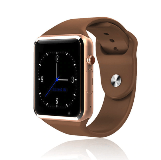 Smart Watch - LIMITED SUPPLY - iOS/Android Supported - Gold - Smart Watch - Deal Builder