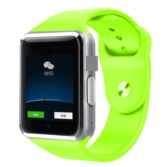 Smart Watch - LIMITED SUPPLY - iOS/Android Supported - Green - Smart Watch - Deal Builder