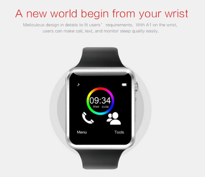 Smart Watch - LIMITED SUPPLY - iOS/Android Supported - - Smart Watch - Deal Builder