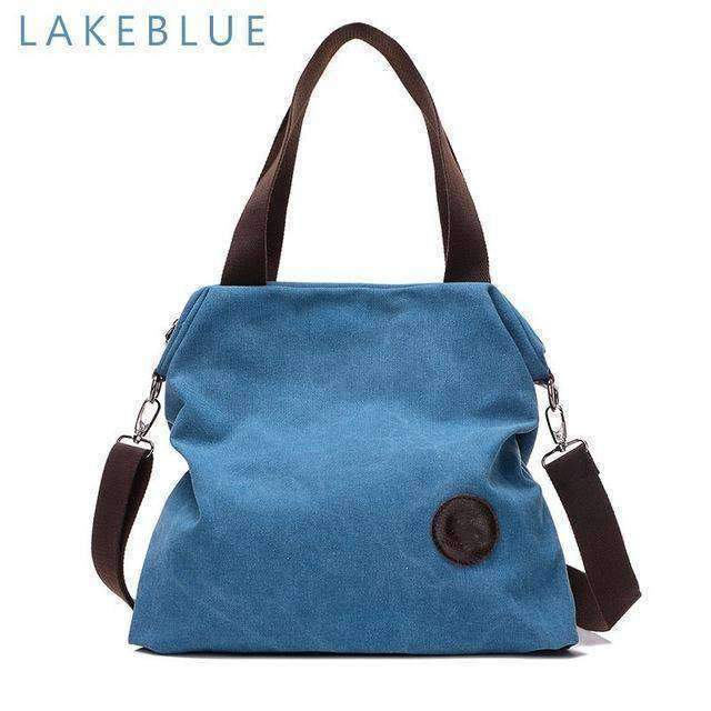 The Petite Outlander - Blue - Shoulder Bags - Deal Builder