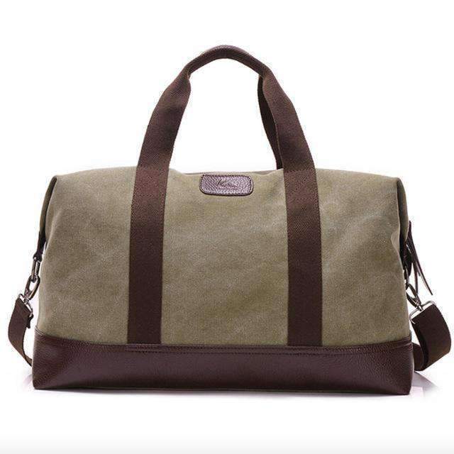 The Weekend Bag - Army Green - Hand Bags - Deal Builder