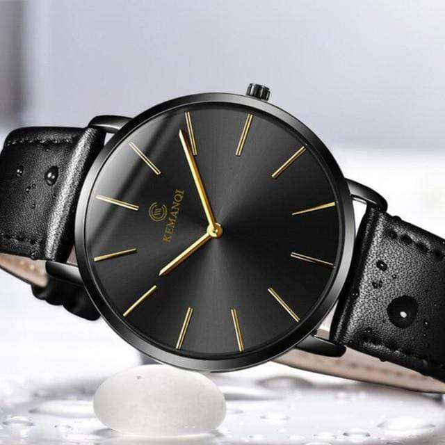 The Workman Watch By Relogio Masculino - Black - Watch - Deal Builder
