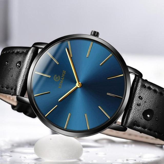 The Workman Watch By Relogio Masculino - Blue - Watch - Deal Builder