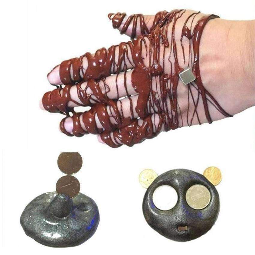 ThinkMud™ Magnetic Slime - - Massage & Relaxation - Deal Builder