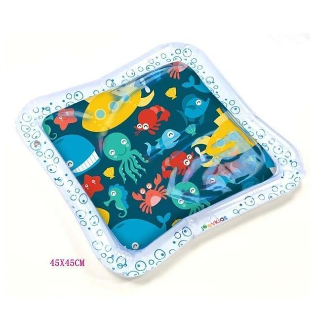 Deal Builder  -  Tummy Time Inflatable Water Mat for Babies  -  A4  -  Baby Mat