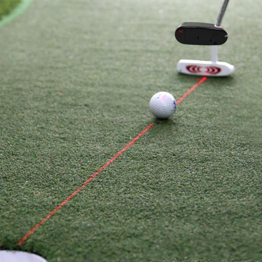 Laser Focus™ Golf Training Aid - - Putting Alignment Aid - Deal Builder