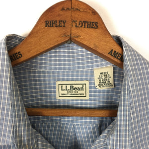 L.L. Bean Mens Button Down Shirt