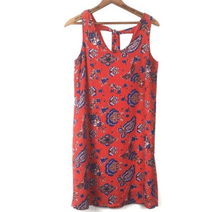 Paraphrase Tie Back Tunic Dress
