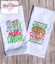 Load image into Gallery viewer, Christmas Kitchen Towels