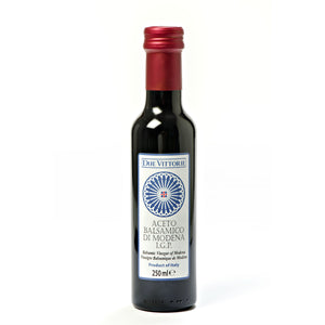 Skystas balzaminis actas DUE VITTORIE Balsamic Vinegar, 250ml