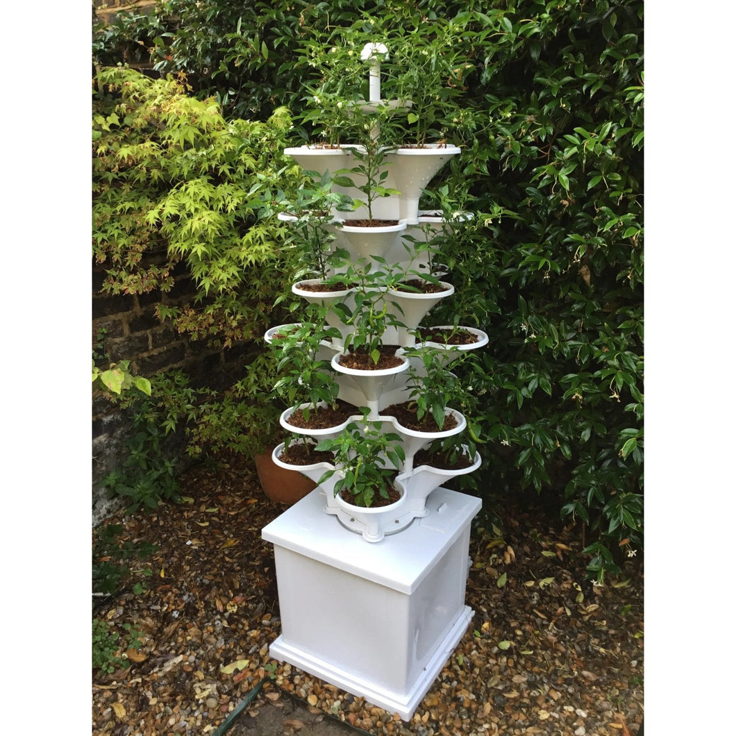 Acqua Garden - Self-Watering Vertical Growing System - AcquaGarden