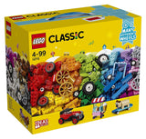 LEGO Classic Bricks on a Roll Building Blocks for Kids (442 pcs)