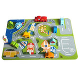 Hape Early Explorer Busy City Playset